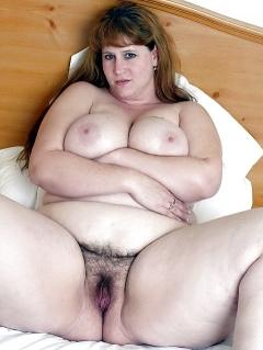Hot hot mature fat
