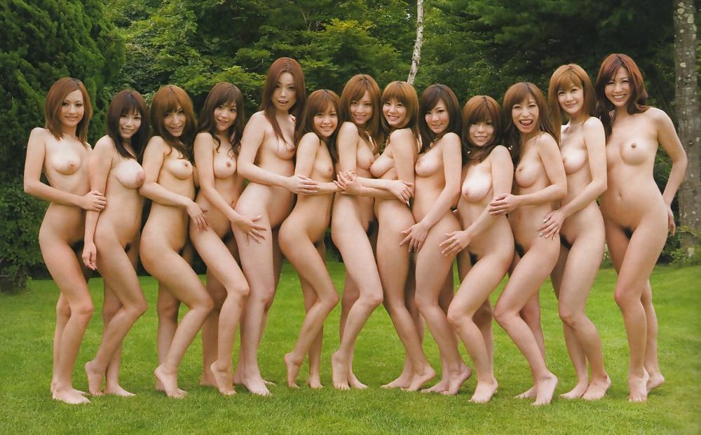 Смотреть японок групповой эротике 26 фотография