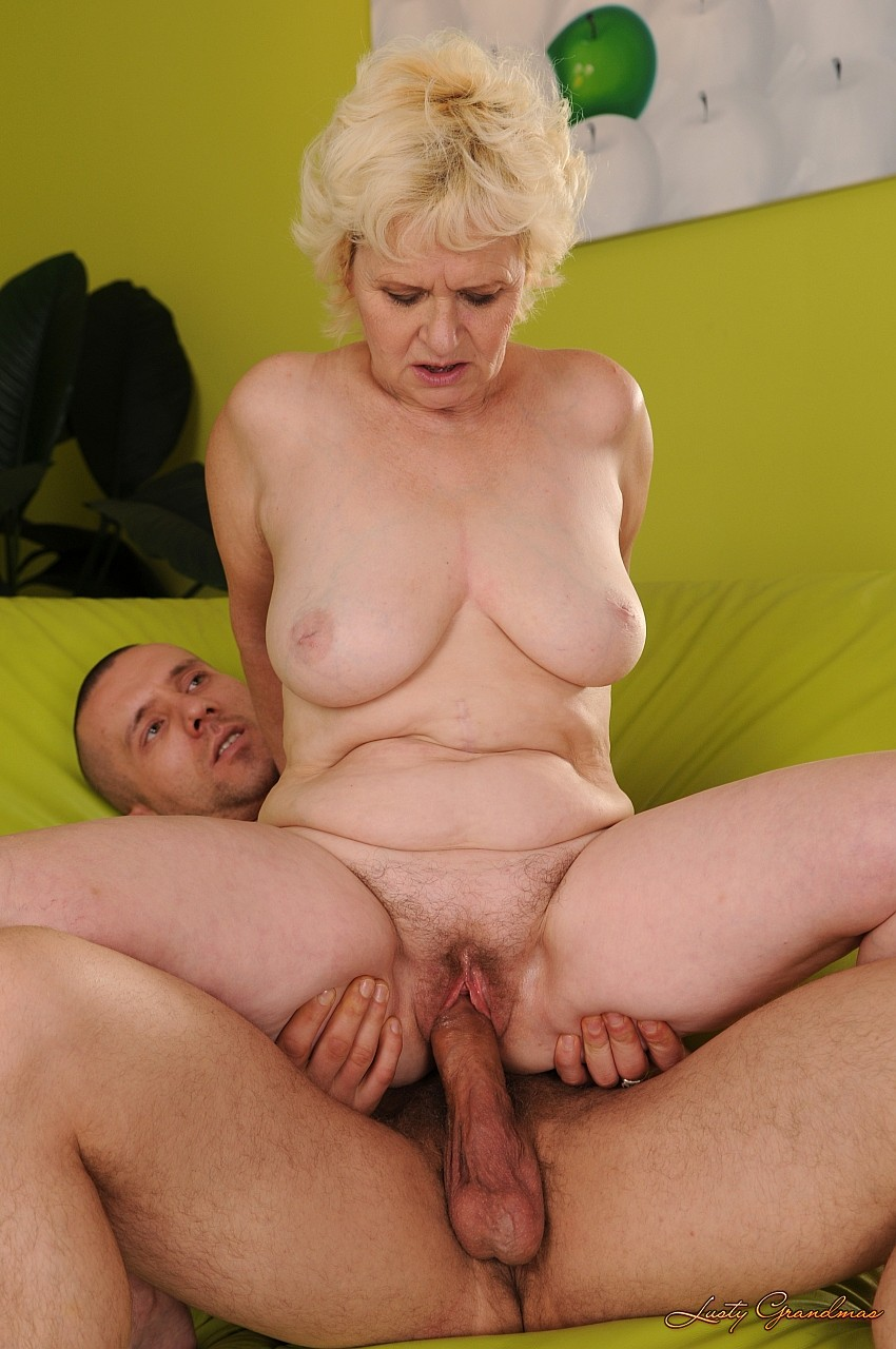 Секс старые бляди с молодыми