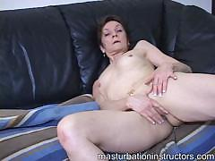 Oldie Jerk Off Teacher Has Gone All The Way Naked To Tease