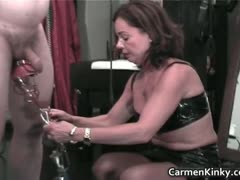 hot cute milf brunette nasty chick part2