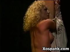 Arrogant Spanking Gal Masochiatic Sex