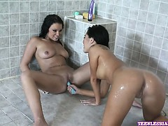 Asa Akira and Devi Emmerson are roommates at college and