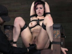 chair-tied-up-submissive-anal-fingered