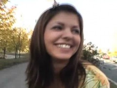 wild-european-brunette-getting-finger-blasted-in-public