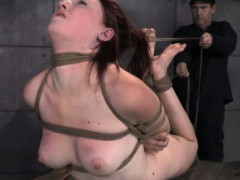 hogtied-submissive-being-punished-by-maledom