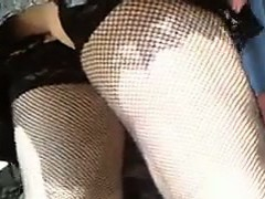 girl-wearing-fishnet-stockings