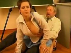 Schoolgirl Fucked By Her Teacher