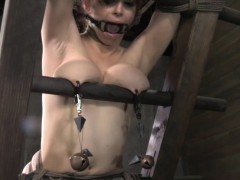 bdsm-sub-bella-rossi-with-nipple-and-clit-clamps-flogged