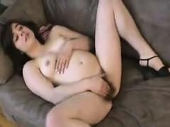 hairy-woman-masturbating