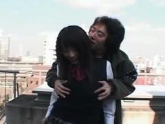 subtitles-japanese-rooftop-public-nudity-pov-blowjob