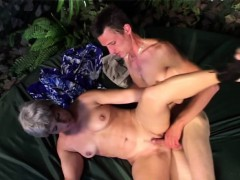 slutty granny takes young cock granny sex movies