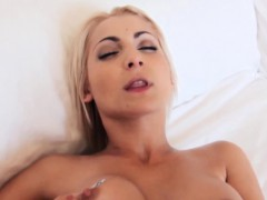 sexy anal loving blonde banged at home –  احلا نيك طيز