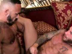 Gay Muscle Men Fucking Each Others Ass