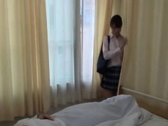 subtitled-cfnm-japanese-schoolgirl-oral-penis-washing