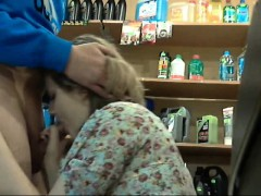 blowjob-in-a-store