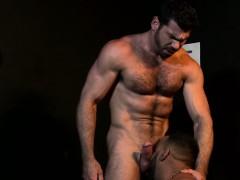 hairy-gay-hunk-giving-stripper-a-facial