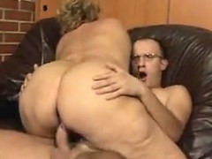 big granny banged by a young man on the floor granny sex movies