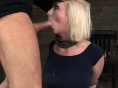 restrained-sub-in-deepthroating-blowbang