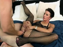 Fucking Young And Hung Neighbor For A Facial