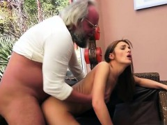 Busty Wife Deepthroat Gag