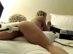 sexy-blonde-being-fucked-by-her-machine
