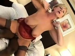 horny granny loves his big black cock granny sex movies