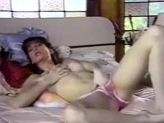 Great Vintage Hairy Pussy Pleasuring