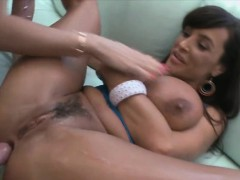 kinky lisa ann having her cunt get licked