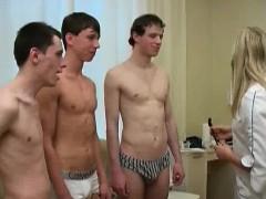 crazyfemaledoctors-group-exam-nr-viii