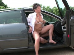49yr-old-german-hairy-milf-seduce-to-fuck-outdoor