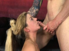 hair-pulling-and-a-cock-rammed-in-mouth