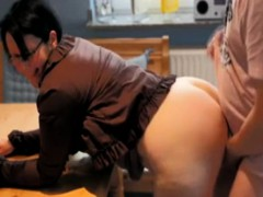 nerdy-big-ass-wife-rammed-from-behind