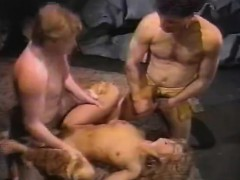 Barbara Dare, Nina Hartley, Erica Boyer In Classic Porn Clip