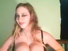 Chick With Nice Fake Tits