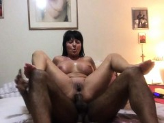 Granny Fledgling Takes a Black Sausage – Anal invasion Hookup