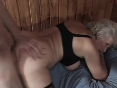 blonde-granny-doing-it-doggy
