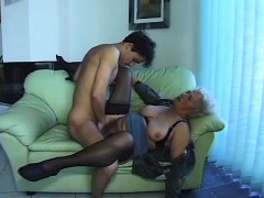 sexy mom needs a strong dick