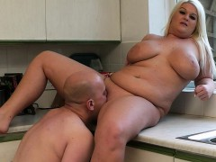 blonde-fatty-rides-boss-cock-for-cash