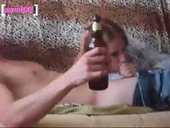 Private blowjob home video