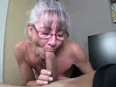 mom litterally salivates to the young hard cock – ‏ناك مرات ابوه فى كسها