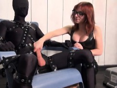 slave-teased-and-getting-handjob