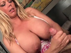 bigtitted-milf-amber-lynn-bach-jerking-cock