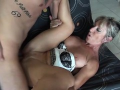 Marina 40 Years Old First Anal