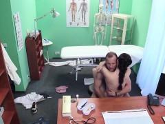 Russian Patient Fucks Czech Doctor