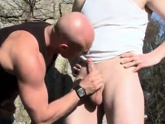 Young Men Having Gay Sex In Bed First Time Men At Anal Work!