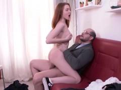 tricky old teacher – sandra gets tricked into sex sexy