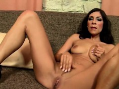 Naughty Rachel Has Her Tight Pussy Plowed
