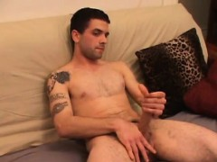 jesse licks and strokes – Gay Porn Video