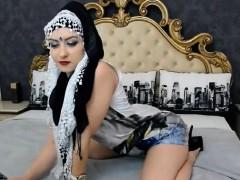 Teaser Hijab Girl